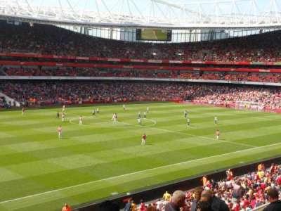 Emirates Stadium section B66