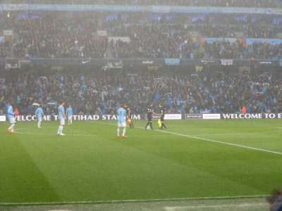 Etihad Stadium (Manchester), section: 127, row: E, seat: 743