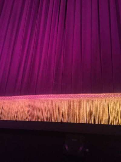 Lyceum Theatre (Broadway), section: Orchestra, row: AA, seat: 103