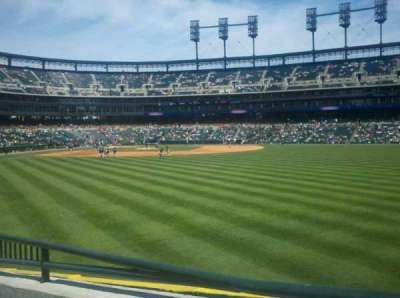 Comerica Park section 103