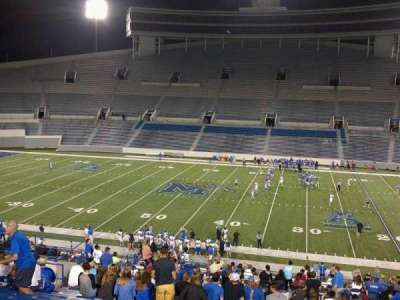 Liberty Bowl Memorial Stadium section 103