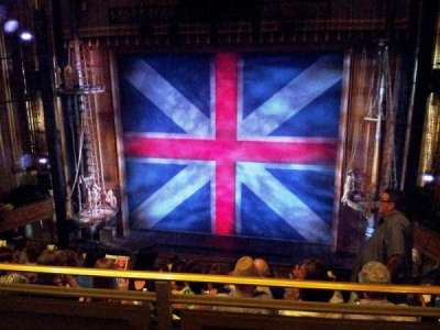 Nederlander Theatre, section: C Mezz, row: HH, seat: 101,102