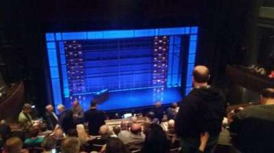 Stephen Sondheim Theatre, section: C Mezz, row: HH