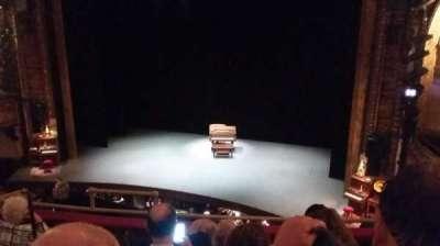 Palace Theatre (Broadway), section: L Mezz, row: D, seat: 2,4,6,8,10