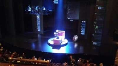 Music Box Theatre, section: Mezz, row: C, seat: 4