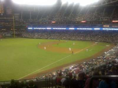 Chase Field, section: 220, row: 11, seat: 1