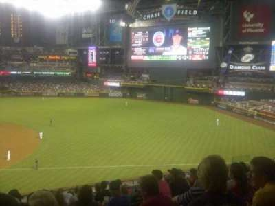 Chase Field, section: 205, row: 11, seat: 18