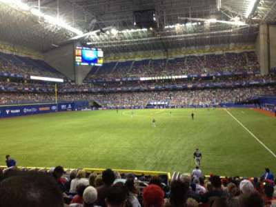 Alamodome section 121
