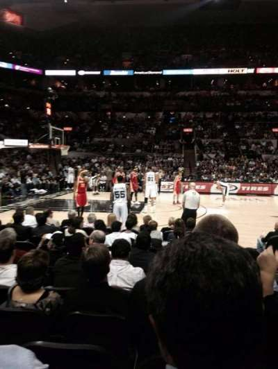 AT&T Center section 24