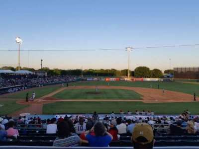 Nelson W. Wolff Municipal Stadium, section: 208, row: S, seat: 6