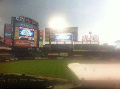 Citi Field section 125