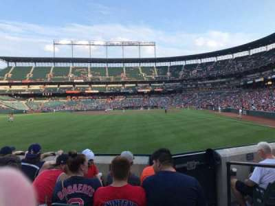 Oriole Park at Camden Yards, section: 78, row: 5, seat: 2