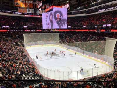 Wells Fargo Center section Suite 27