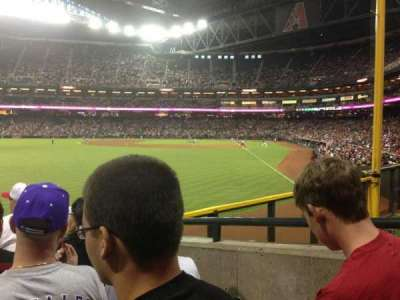 Chase Field section 138