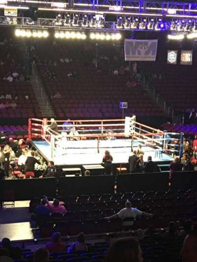 Gila River Arena, section: 101, row: O, seat: 15