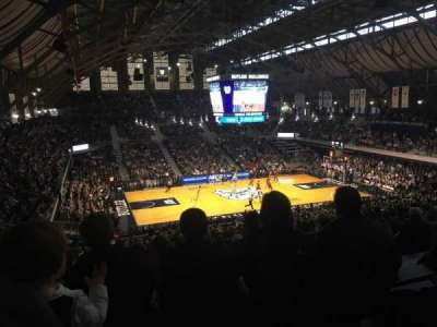 Hinkle Fieldhouse, section: 319, row: 10, seat: 30