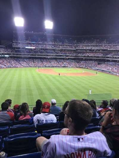 Citizens Bank Park, section: 245, row: 7 , seat: 6