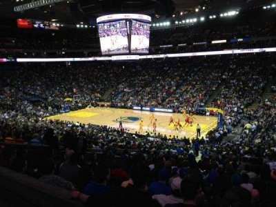 Oracle Arena, section: C13