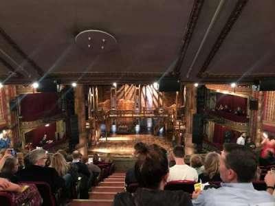 CIBC Theatre section Mezz RC
