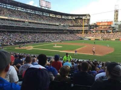U.S. Cellular Field section 221