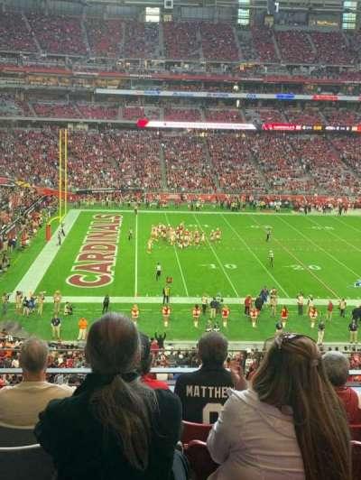 State Farm Stadium section 242