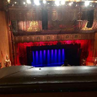 Beacon Theatre, section: Upper Balcony, row: J, seat: 15
