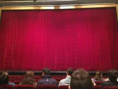 Teatro Maipo, section: Main, row: 8, seat: 4