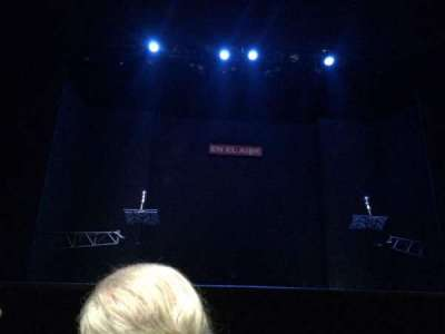 Teatro Apolo (Buenos Aires), section: Main, row: 2, seat: 3