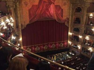 Teatro Colón, section: Tertulia 1er Lateral, row: 2, seat: 75
