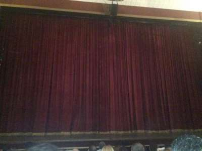 Teatro El Nacional, section: Main, row: 7, seat: 9
