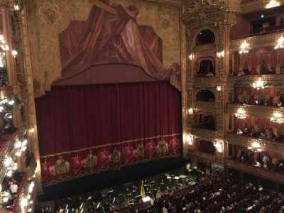 Teatro Colón, section: Cazuela Lateral, row: 1, seat: 37