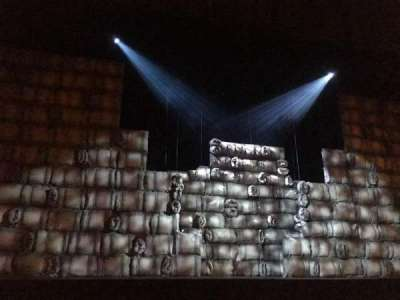 Complejo Teatral Gral San Martín, section: Main, row: 3, seat: 11