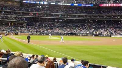 Citi Field, section: 107, row: 7, seat: 11