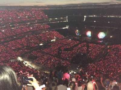 MetLife Stadium, section: 321, row: 24, seat: 25