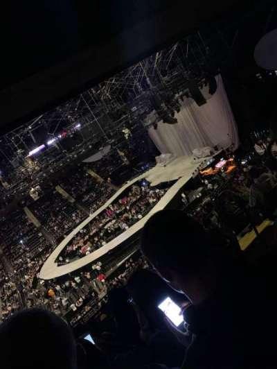 Nassau Veterans Memorial Coliseum, section: 203, row: 12, seat: 4