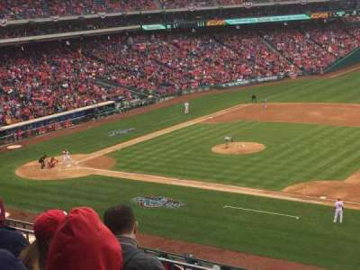 Citizens Bank Park, section: 213, row: 4, seat: 4