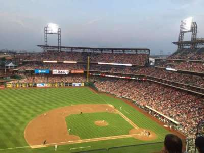 Citizens bank park  section 427