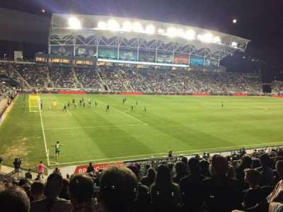 Talen Energy Stadium section 112