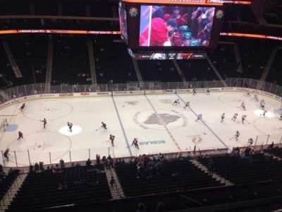 Xcel Energy Center, section: 220, row: 2, seat: 17