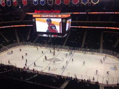 Xcel Energy Center, section: 217, row: 5, seat: 15