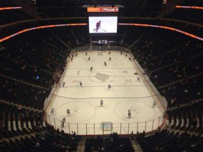 Xcel Energy Center section 212