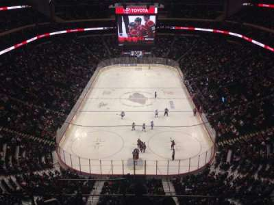 Xcel Energy Center, section: 226, row: 4, seat: 16