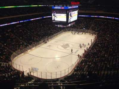 Xcel Energy Center section 224