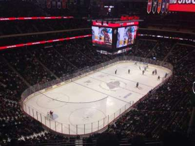 Xcel Energy Center section 223