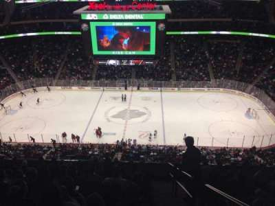 Xcel Energy Center section 219