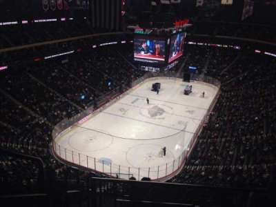 Xcel Energy Center section 209