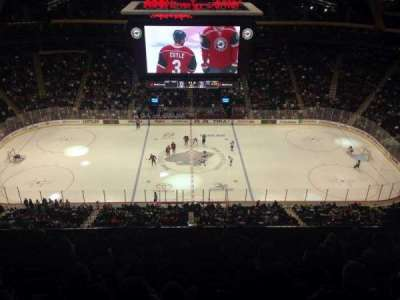 Xcel Energy Center section 204