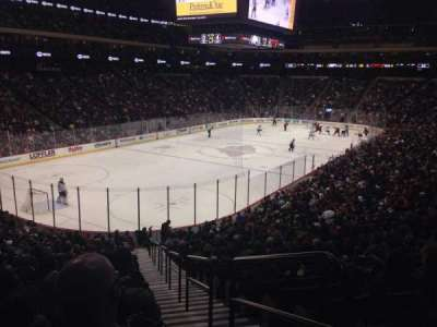 Xcel Energy Center section 121