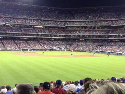 Citizens Bank Park section 146