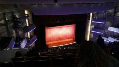 The Buell Theatre, section: Balcony-D, row: L, seat: 307